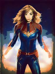 Captain Marvel version 2