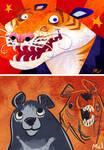 crazy bear tigers