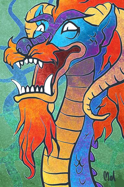 crazy sky dragon
