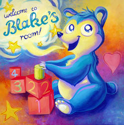 Blake's Bear