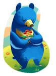 Happiness Bear