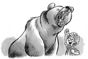 Bear ROARS