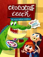 Crocodile Teeth by MelDraws