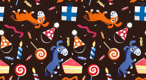 Partytime Pattern