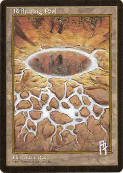 Reflecting Pool by HeyLookItsAMoose