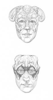 Custom Mask Designs