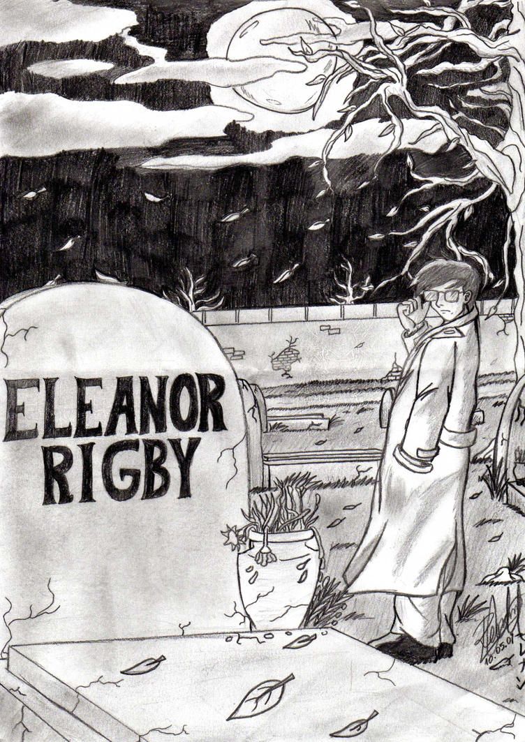 final portfoilo paper eleanor rigby