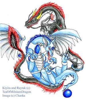 Kiyira and Raytak