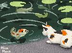 Koi Pond by micamone