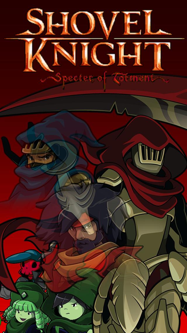 Specter Of Torment Phone Wallpaper By Elvisfan3 On Deviantart