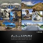 Fakehdri Packs #149-152 by fakehdri