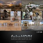 Fakehdri Packs #177-180