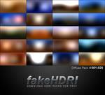 Fakehdri - Diffuse Packs #001-020