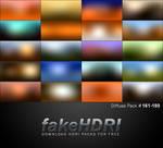 Fakehdri - Diffuse Packs #161-180