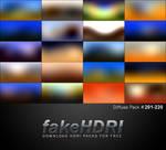 Fakehdri - Diffuse Packs #201-220