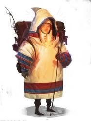 Coat guy concept by hurr-hurr-hurr