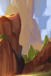 Landscap by hurr-hurr-hurr