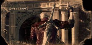 Dante's signature I