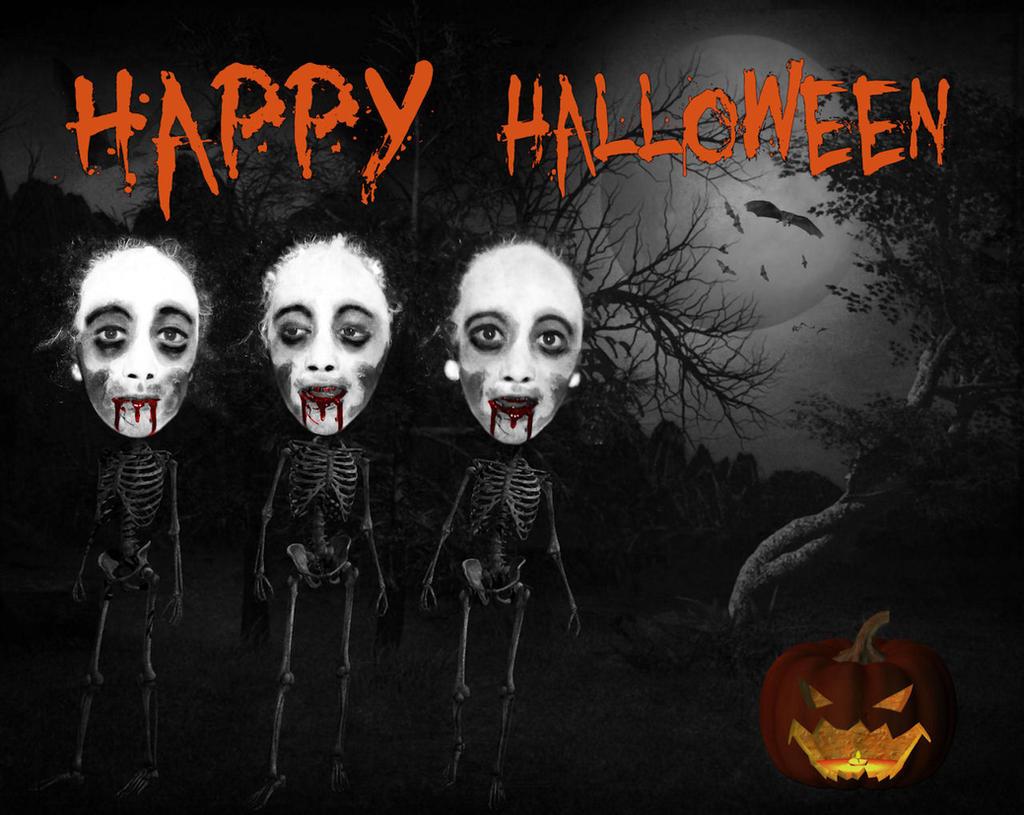 Halloween 2010 by thefantasim