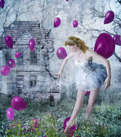Field Of Balloons by TheFantaSim