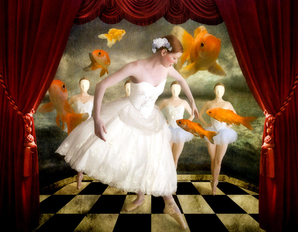 The Goldfish Suite by TheFantaSim