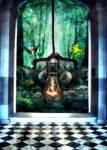 Doorway To My World by TheFantaSim