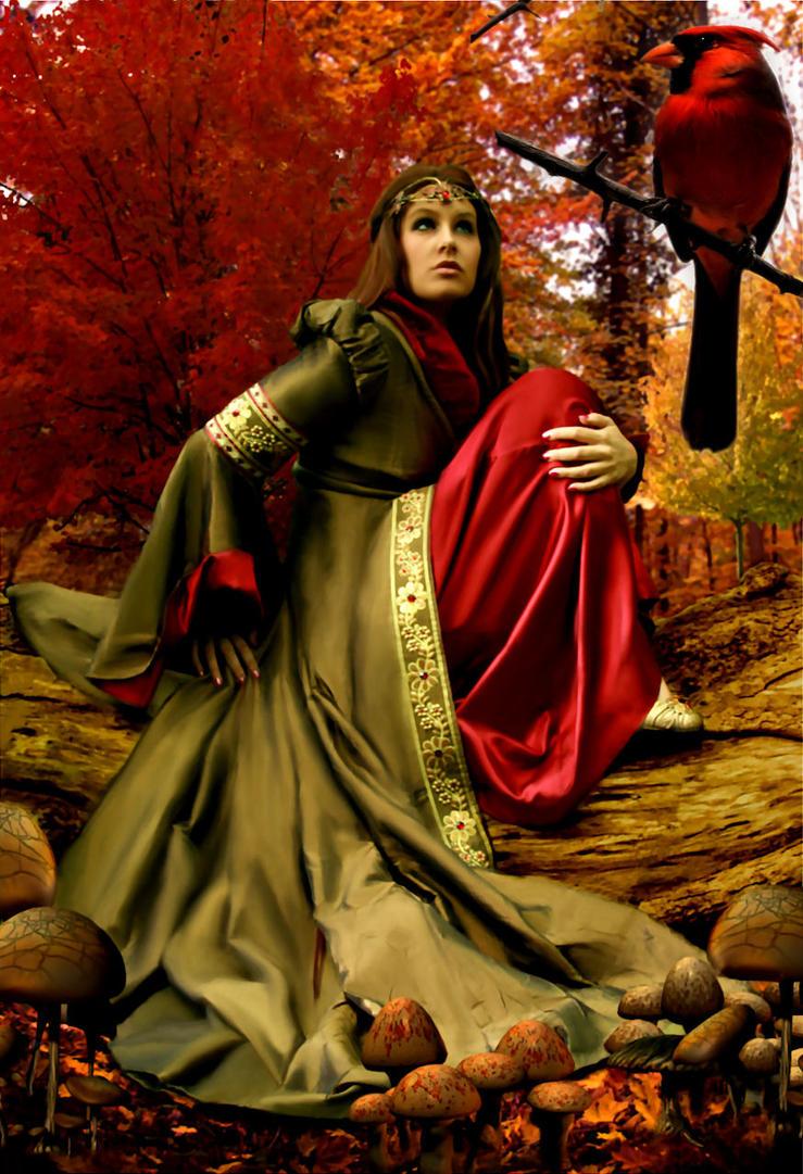 The First Cardinal by TheFantaSim