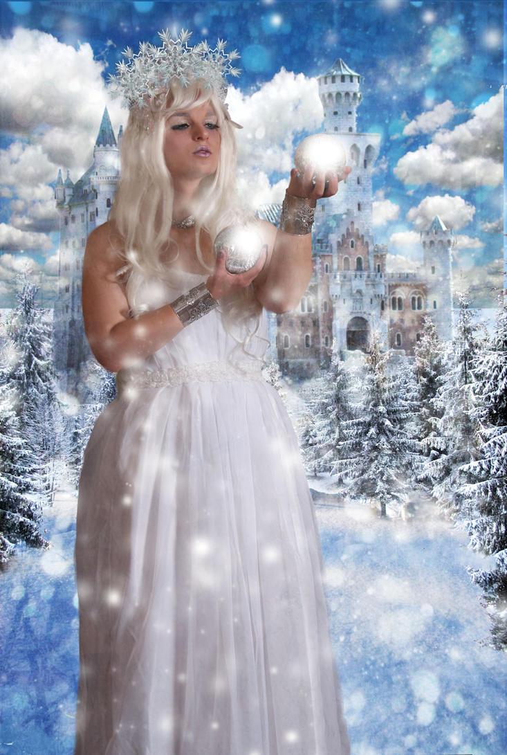 The Ice Globes by TheFantaSim