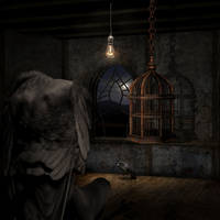 The Bird Cage by TheFantaSim