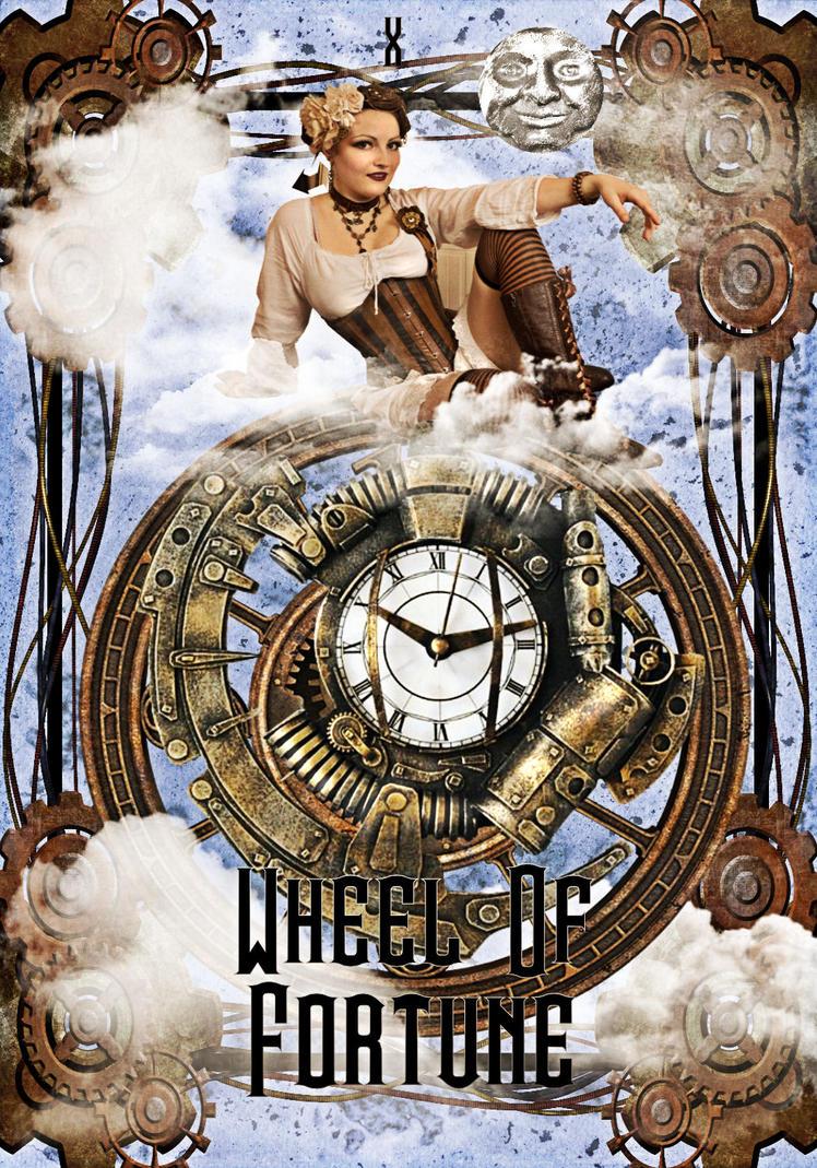Steam Wheel Of Fortune by TheFantaSim