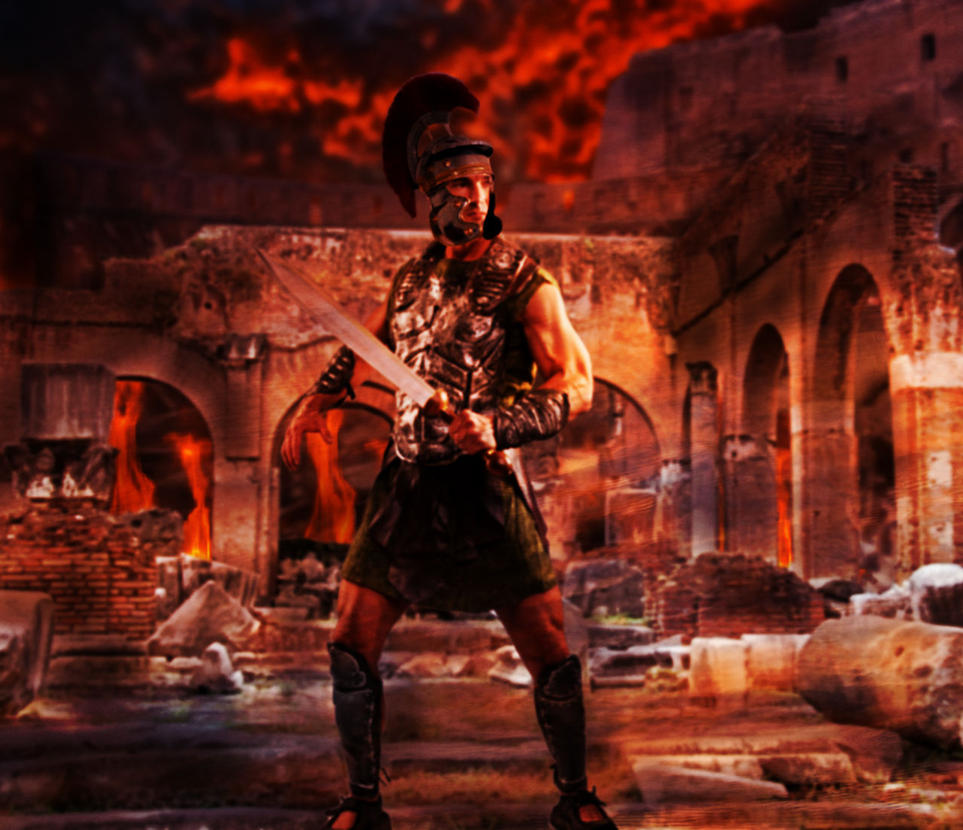 The Last Warrior Standing by TheFantaSim