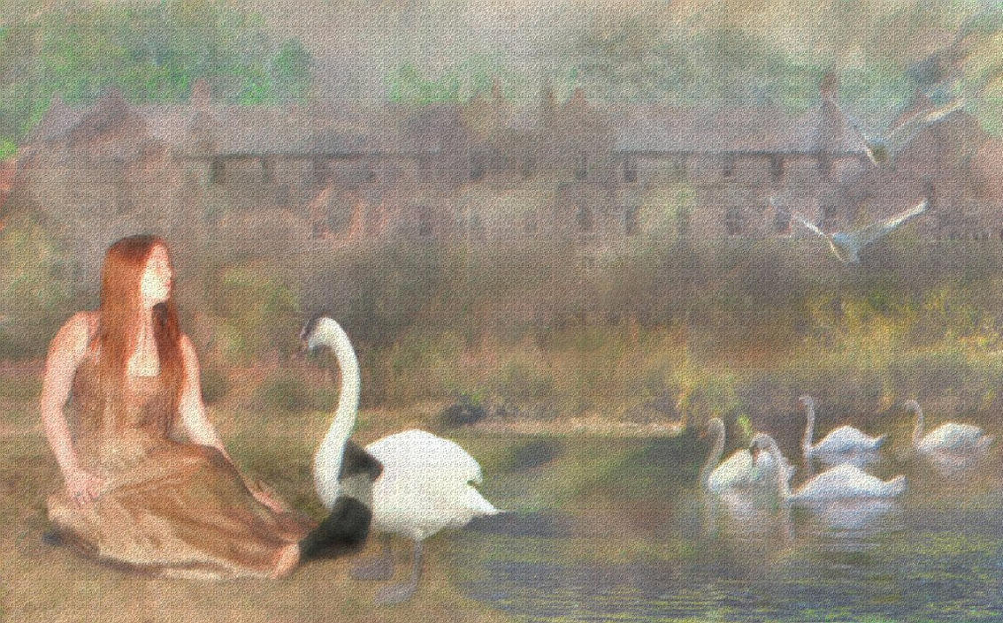 The Seven Swans by TheFantaSim