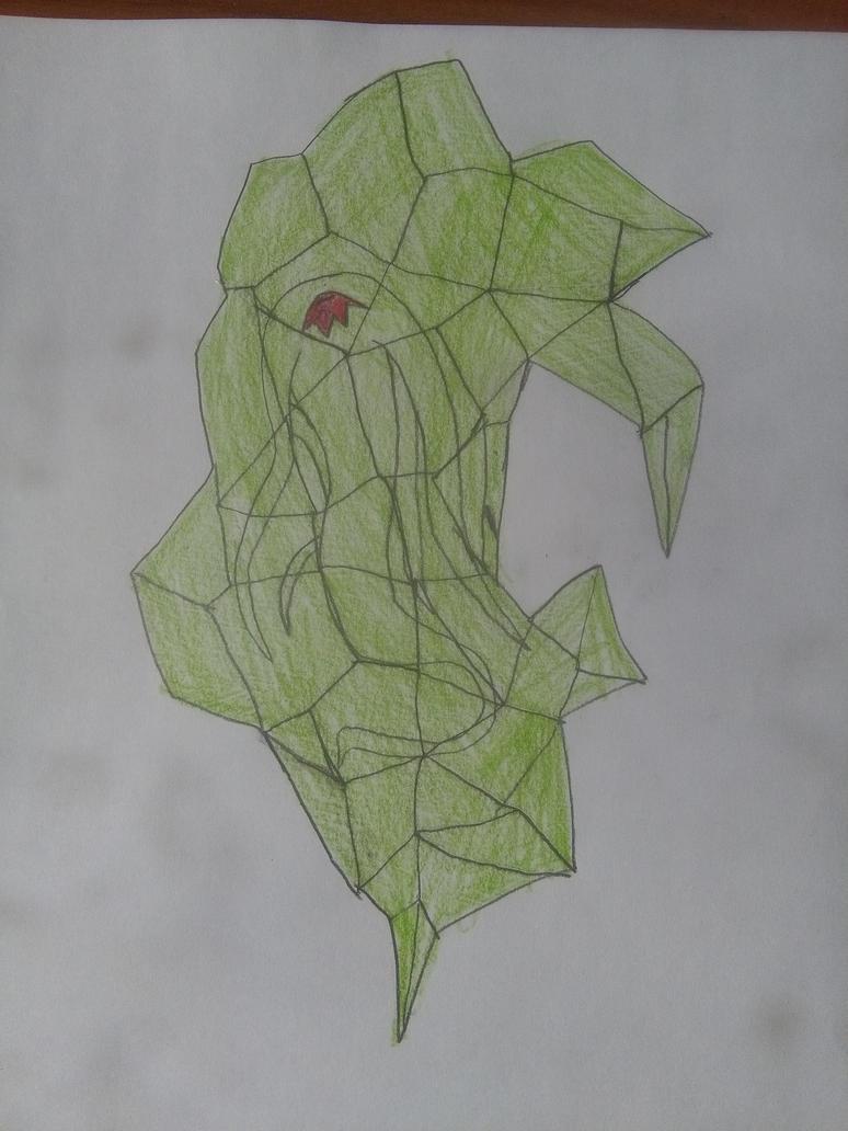 Gift: Crystal bug by XalenTheWolf