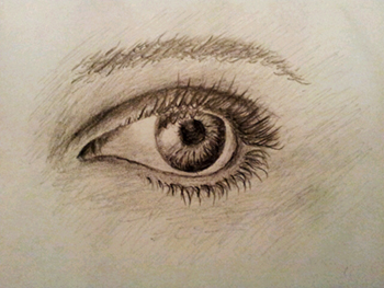 The Ubiquitous Eye by AnneFreja