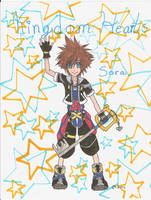 Kingdom Hearts: Sora by Breaking-Fate