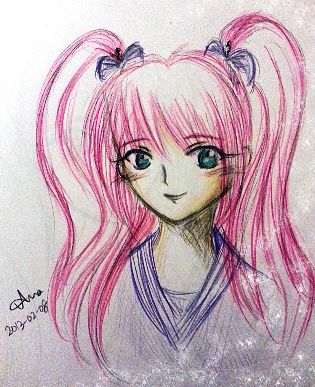 Young Erin - for Kurohiko