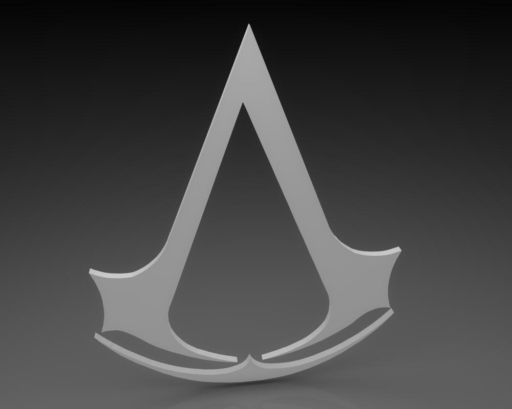 assassin 39 s creed symbol by jokerism on deviantart. Black Bedroom Furniture Sets. Home Design Ideas