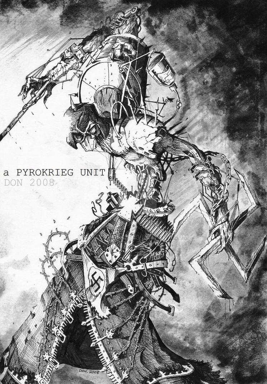 Pyrokrieg Again by MacDoninri