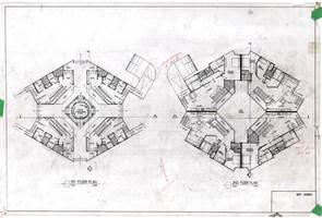 Arch - UST - Quadruplex Plan