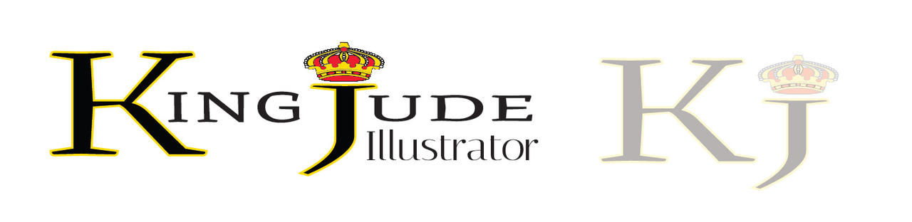 King Jude Logo  with Watermark by KingJude