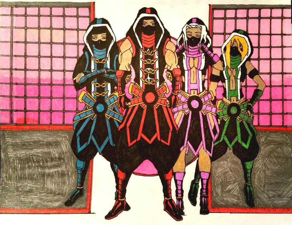Royal Balancers by KingJude