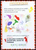 Invitation card Design by yashmeet135