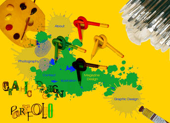 POrtfolio Design by yashmeet135