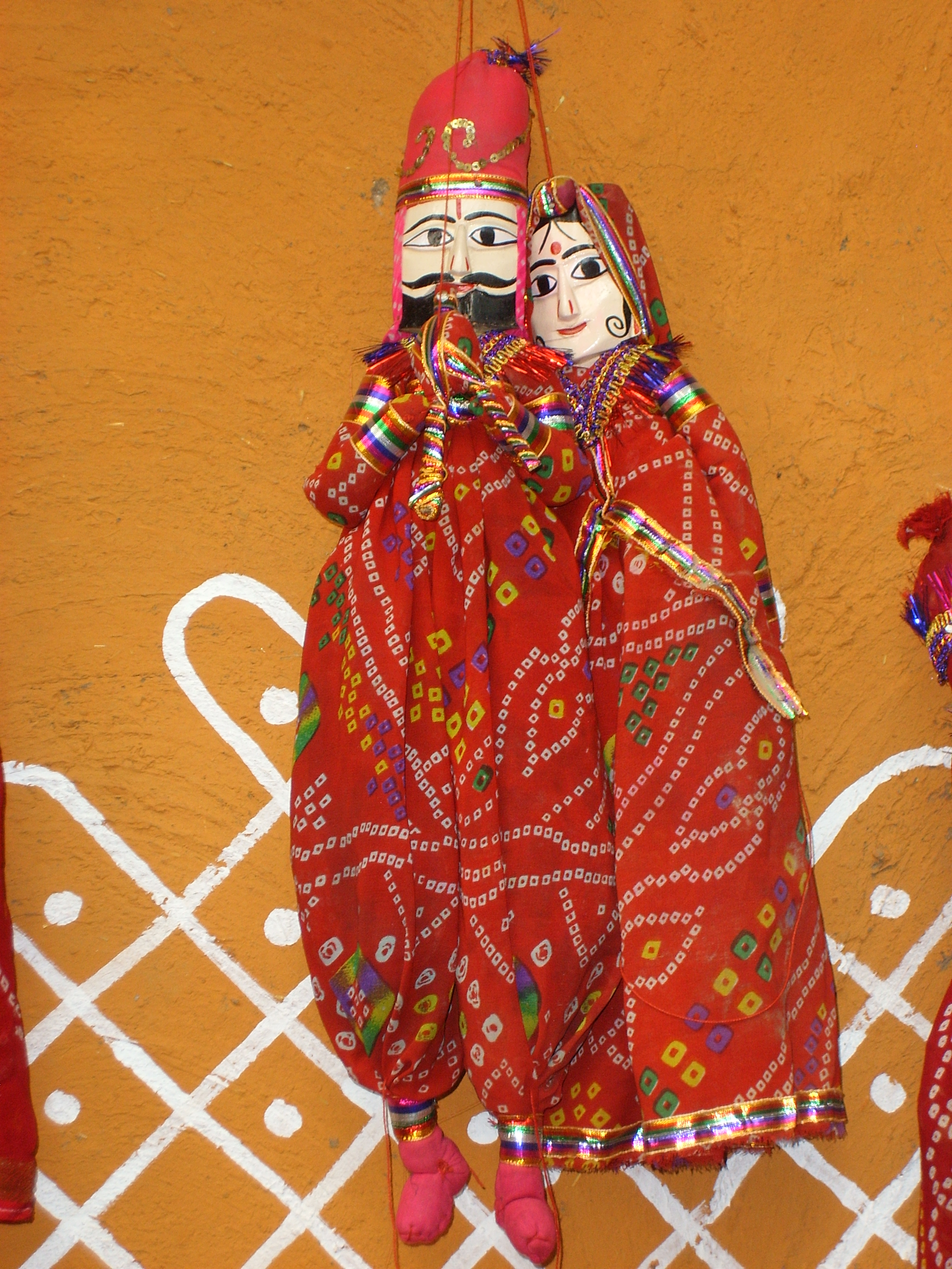 Rajasthani puppets by yashmeet135 on DeviantArt