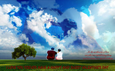 Sweet Valentine's Day by yashmeet135