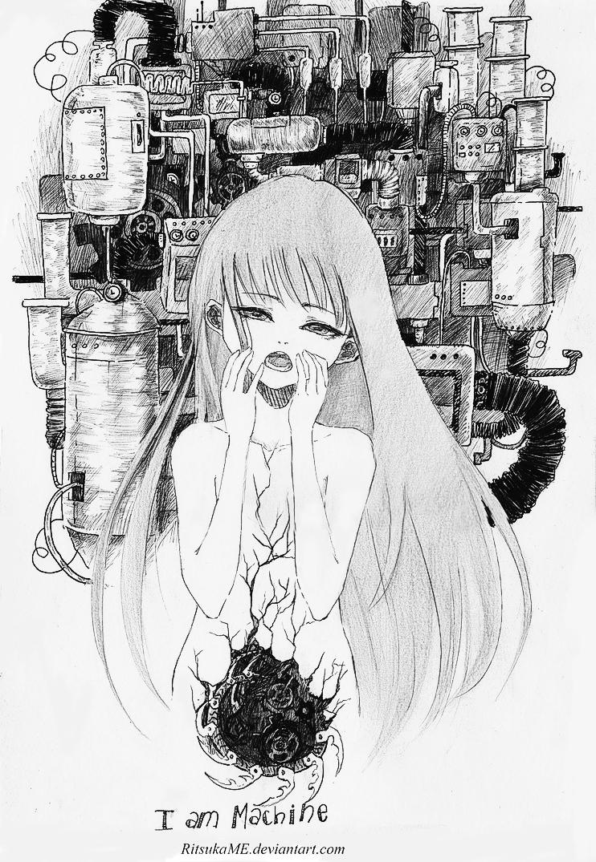 I am Machine by RitsukaME