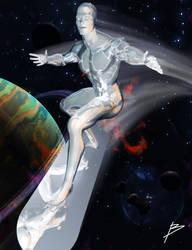 Sky-Rider of the Spaceways by bszpak