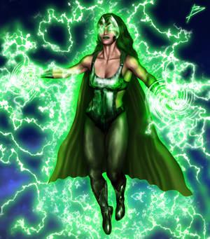 Mistress of Magnetism
