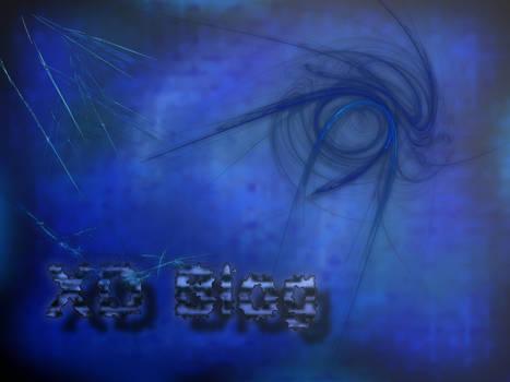 XD blog blue wallpaper