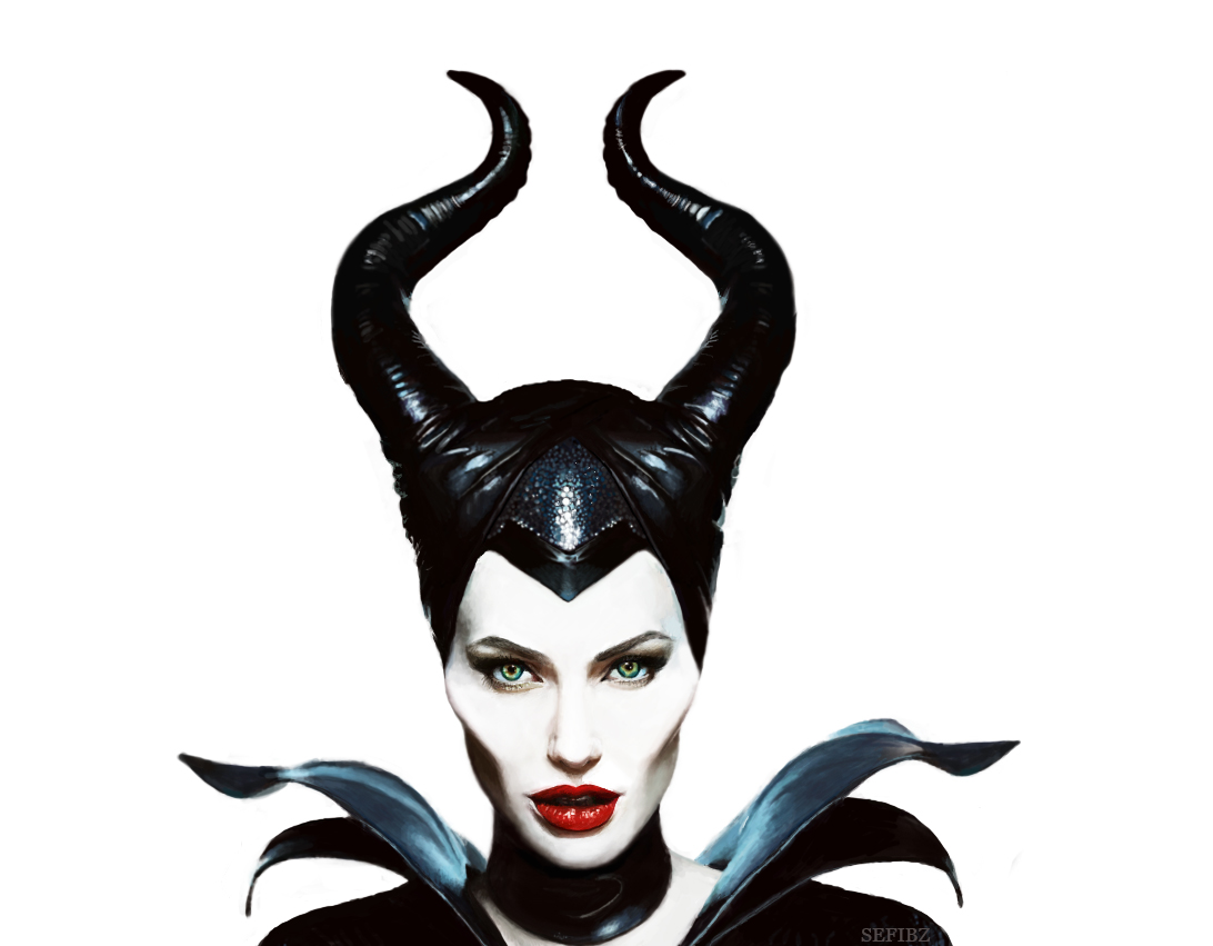 MALEFICENT by sefibrahim